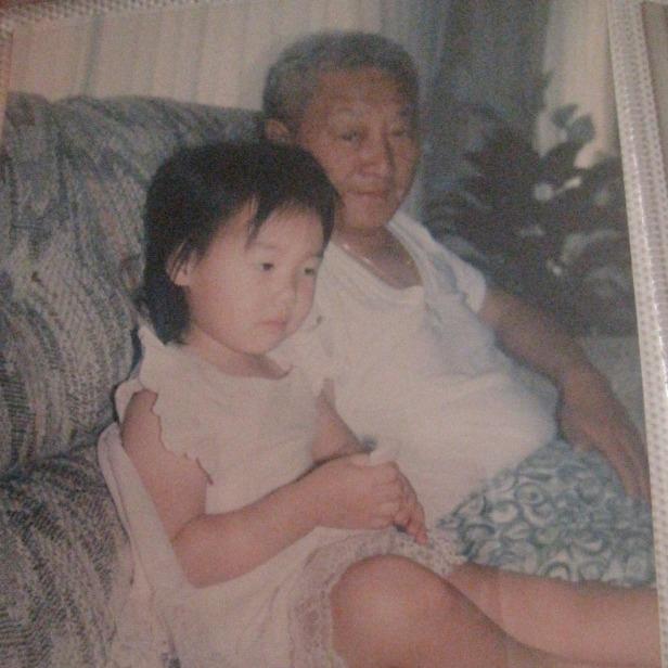 Grandfather + Me